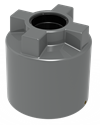 Picture of 200 Litre Round Tank